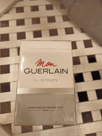 Оригинал Guerlain Mon Guerlain Eau de Toilette 50 мл, запечатанные