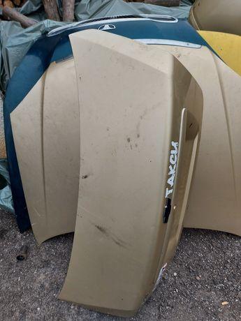 Крышка задняя багажника шеврале авео .