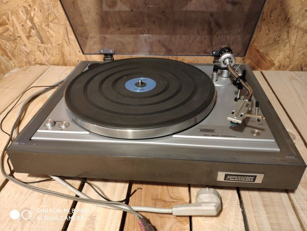Gramofon Superscope by marantz tt-5