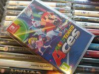 Mario Tennis Aces Nintendo Switch możliwość zamiany SKLEP Ursus