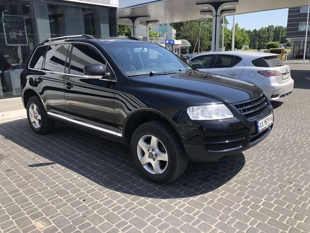 Volkswagen Touareg 2,5 TDi