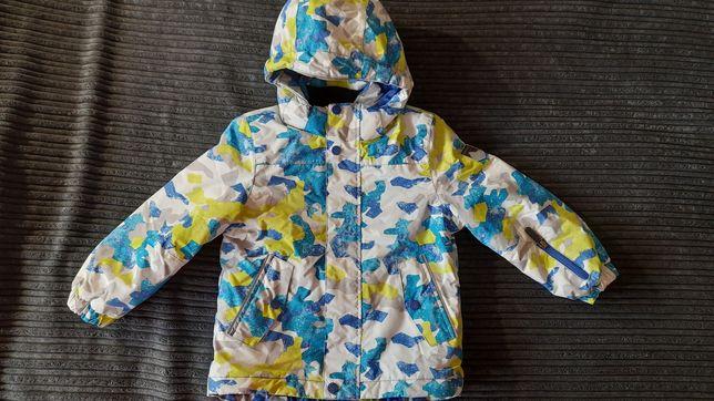 Термо курточка, рост 110