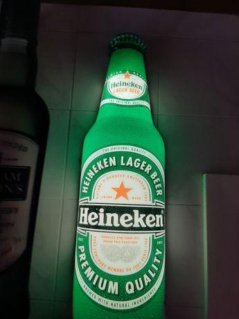 Reclame luminoso Heineken