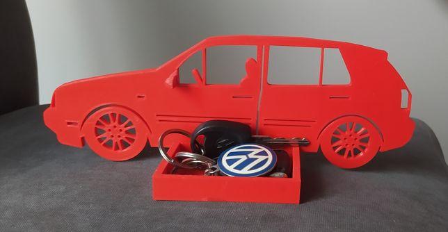 Postawka na klucze VW Golf 3, mozliwe inne wzory