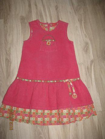 Sukienka r. 122 firmy 5-10-15