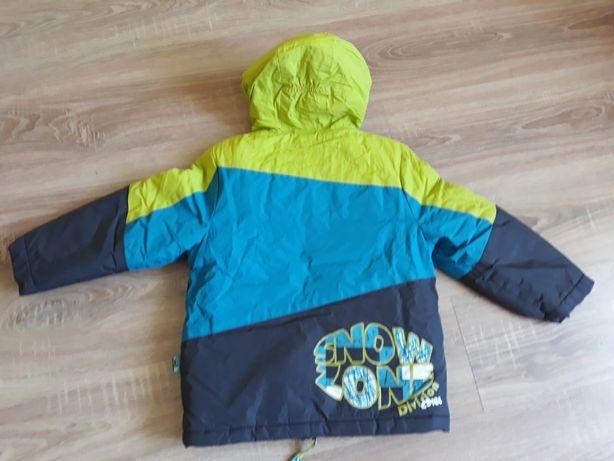 Kurtka i spodnie zimowe rozmiear 116