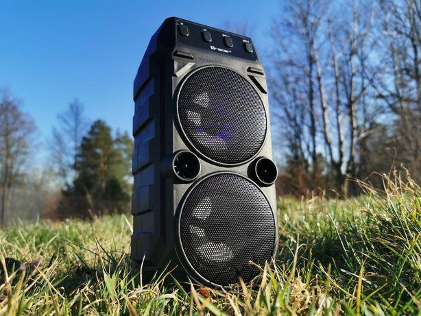 Radio Głośnik BLUETOOTH MP3 Kolumna Wieża Subwoofer Karaoke Budowlane