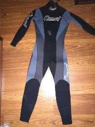 Fato de mergulho Cressi tam S 7mm