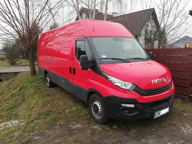 cesja leasingu lub sprzedam Iveco Daily 35S15V Euro 6 150K