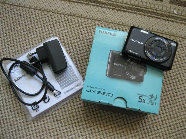 Фотоаппарат Fujifilm jx580 (Состояние нового) 16Mpx HD
