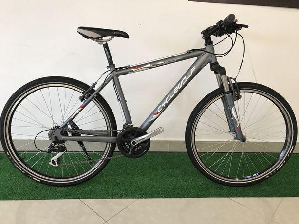 """Велосипед , Б/у , CYCLEWOLF-26""""  з Германії"""