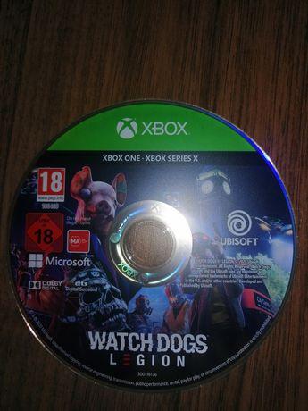 Sprzedam grę watch dogs legion na xboxa one