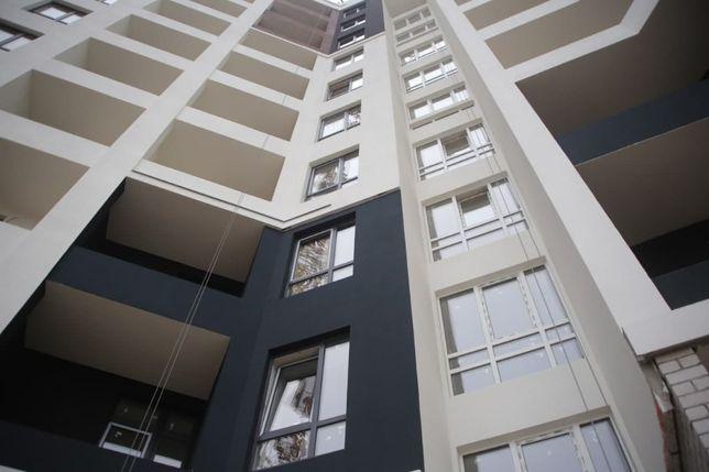 С террасой! Двухуровневая квартира - 138,68 м2. Рассрочка