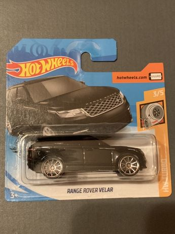 Hot Wheels Range Rover Velar