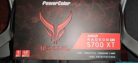 AMD Radeon 5700XT Red Devil