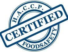 HACCP, розробка програм та обслуговування під ключ
