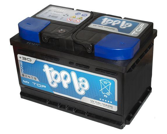 Akumulator TOPLA TOP 12 V 75 Ah 720 A (EN)