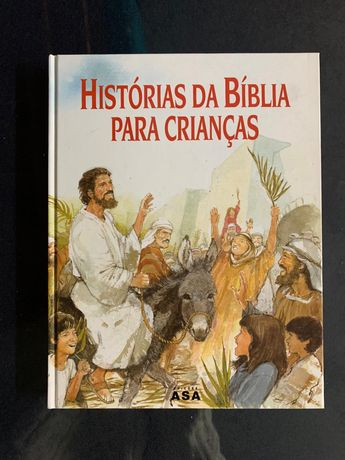 História da Bíblia para crianças