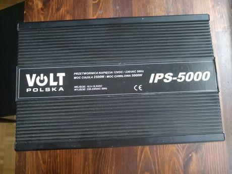 Przetwornica 24/230 IPS-5000