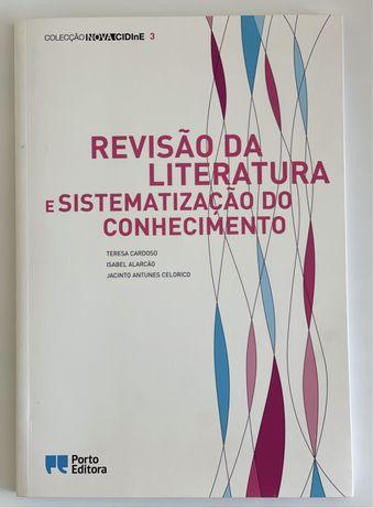 Revisão da literatura e Sistematização do conhecimento