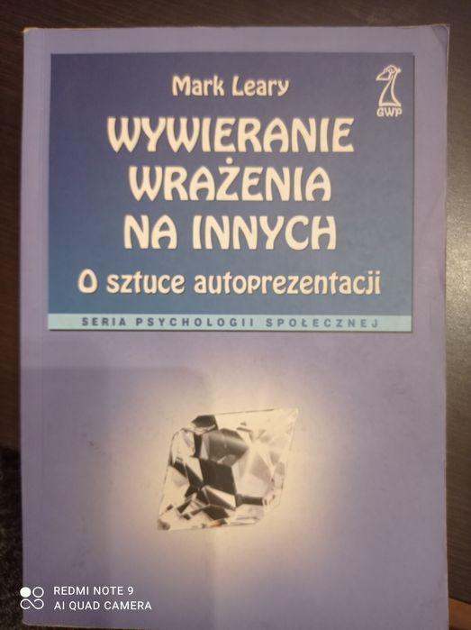 Wywieranie wrażenia na innych Mark Leary Wrocław - image 1