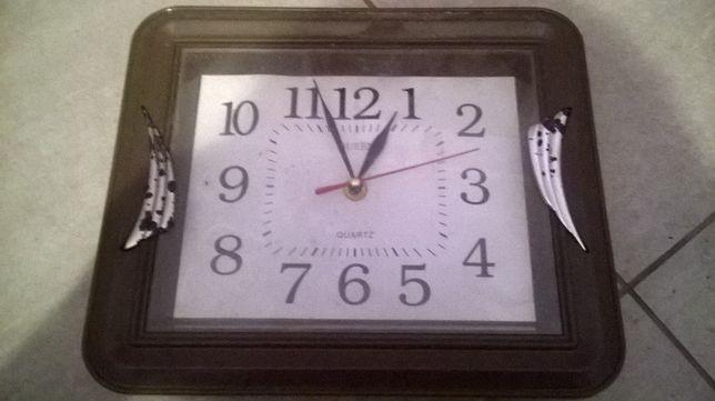 zegarek zegar na ścianę sprawny