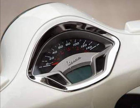 Vespa GTS 300 125, Piaggio, folia ochronna na wyświetlacz