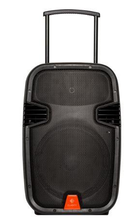 Clarity MAX15MBAW активная колонка с двумя микрофонами, новая