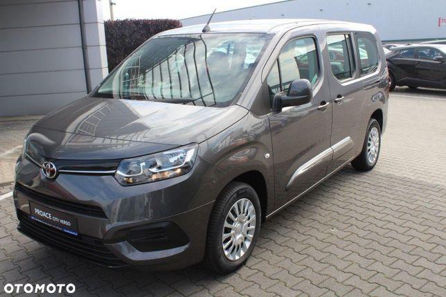 Toyota Proace City Verso Business Long 1.5 D 4D 130KM 6 M/T S&S