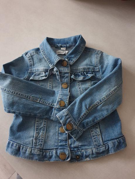 Kurtka jeansowa 92