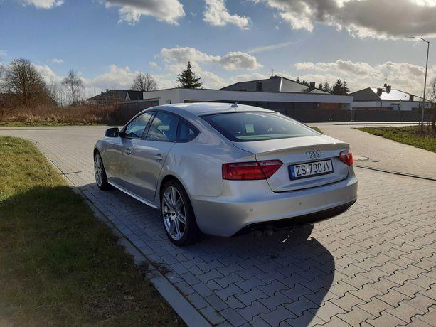 Audi A5 Sportback S-line 162 tys km przebiegu. Bardzo zadbana.