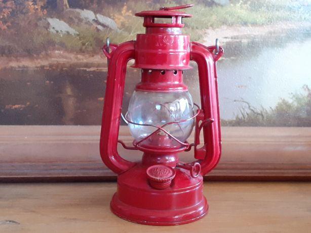 Lampa naftowa-sprawna-20cm.-kolekcja
