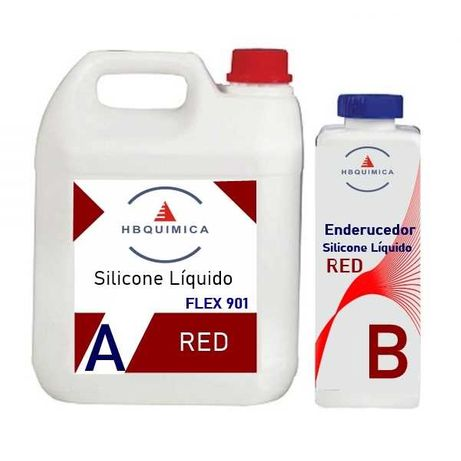 1kg Silicone liquido