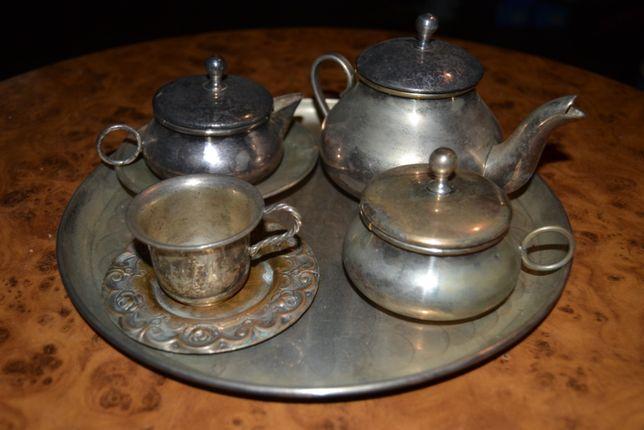 """Conjunto de Chá em """"casquinha"""""""