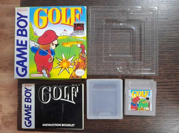 Game Boy Mario Golf completo