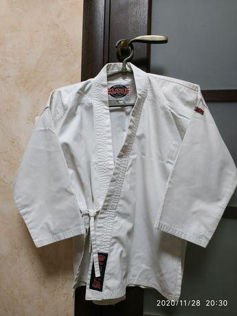 Форма для айкидо 130 см