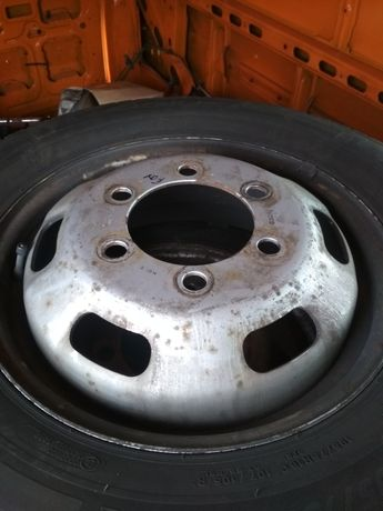 Комплект коліс Iveko