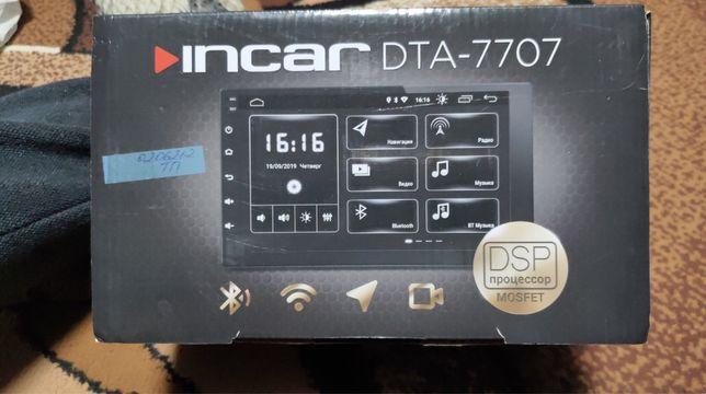 Авто магнитола Incar DTA-7707
