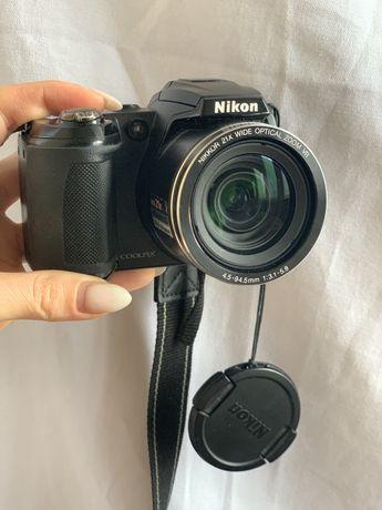 Фотоапарт Nikon coolpix l120