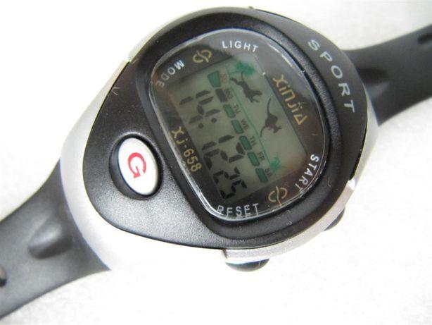 Часы электронные Gaopin в коллекцию, секундомер, будильник, новые