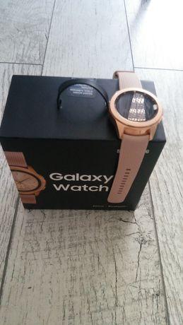 Sprzedam zegarek smart watch SAMSUNG galaxy golden rose 42mm