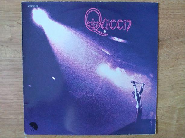 """Płyty winylowe Queen """" Queen""""."""