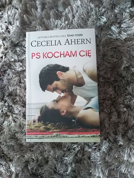 "Książka ""PS Kocham Cię"" Cecelia Ahern"