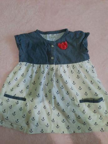 3-6мес вещи на девочку платье боди сарафан футболка платье с пышной юб