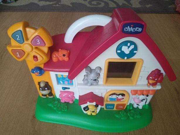 Продам дитячу інтерактивну іграшку Chicco