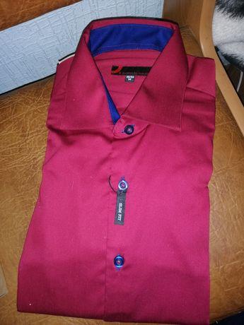 Dressman рубашка новая оригинал М