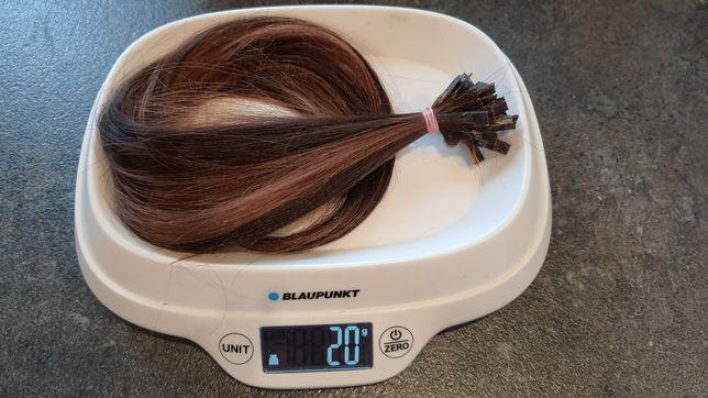 Włosy naturalne ludzkie dziewicze