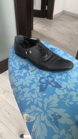 Продаются итал кож мужские туфли Redwood