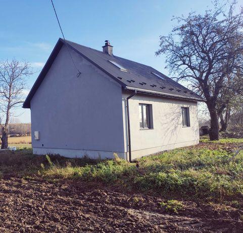 Dom na wsi po remoncie