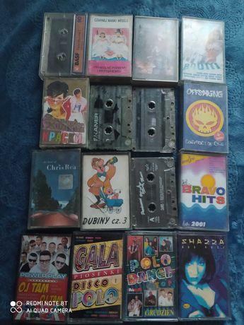Sprzedam kasety magnetofonowe Disco Polo
